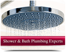Shower and Bath Plumbers in Virginia